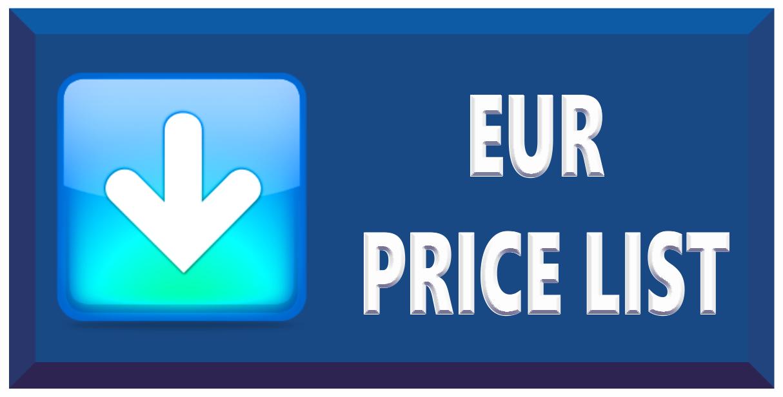 EUR PRICE LIST